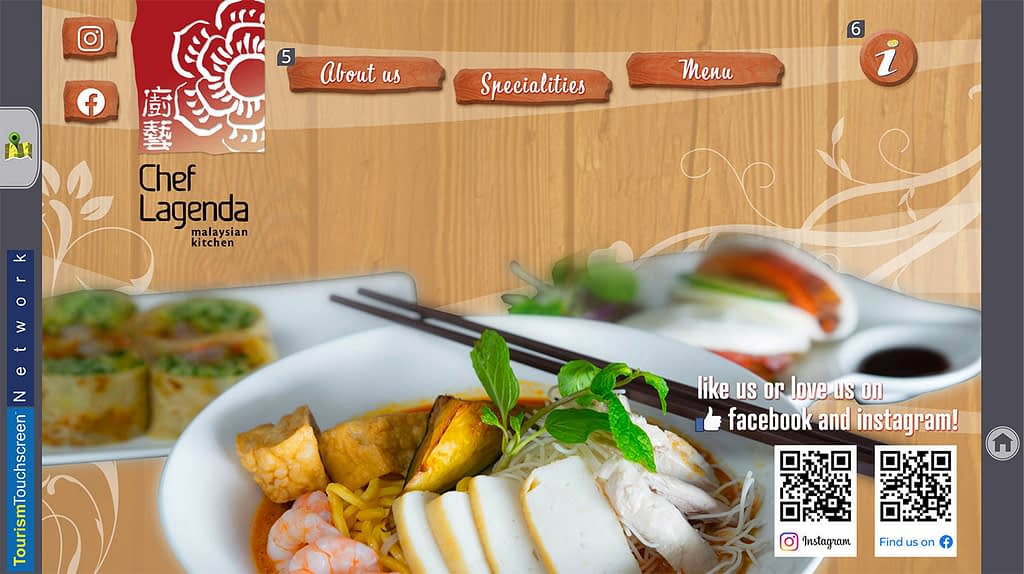 Chef Lagenda Malaysian Restaurant