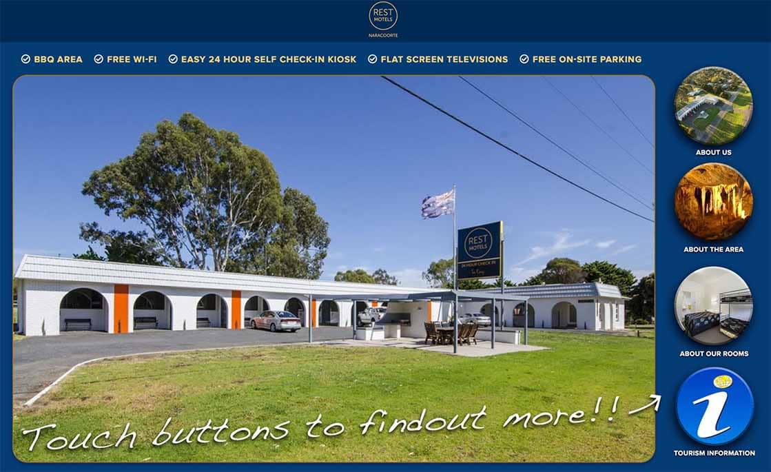 Rest Motels Naracoorte