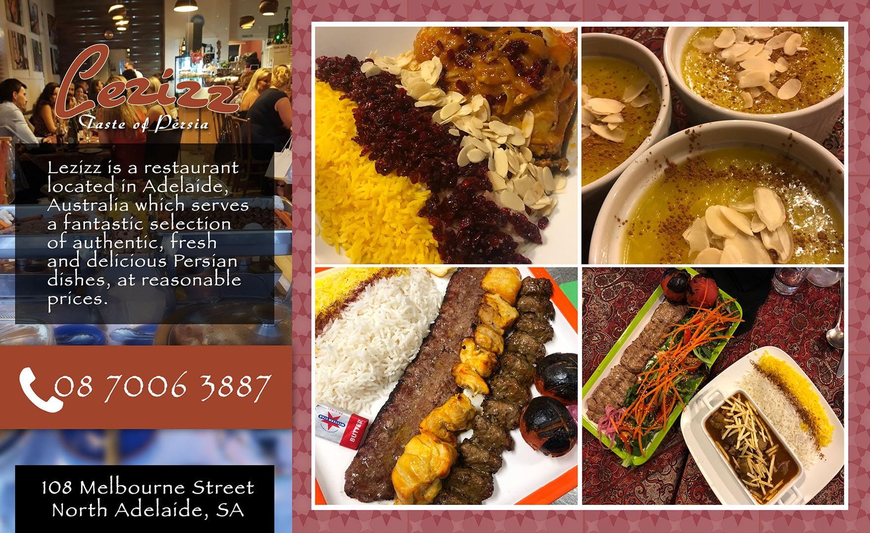 Lezizz Taste of Persia