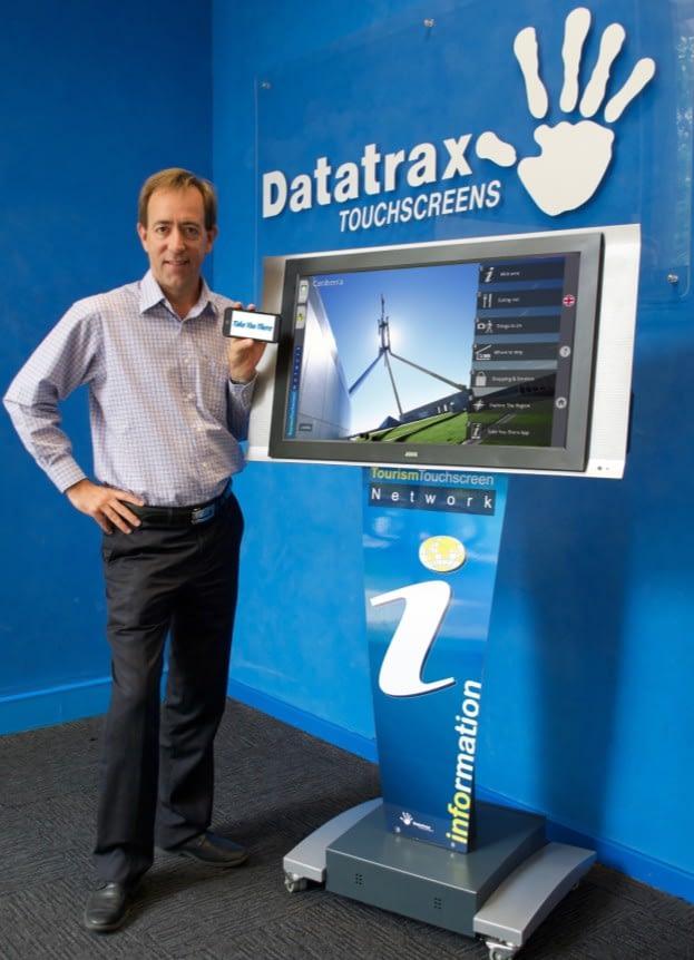 Datatrax CEO, Paul Buckley