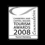 ACT Tourism Awards 2008
