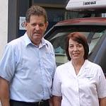 Richard Buckley & Jill Buckley