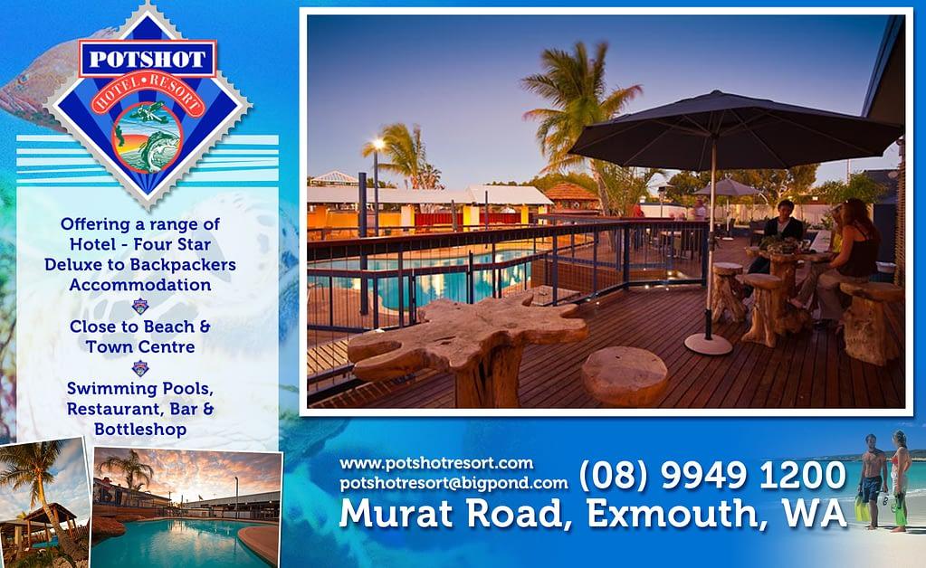 Potshot Hotel, another Quest location in Western Australia