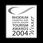 ACT Tourism Awards 2004