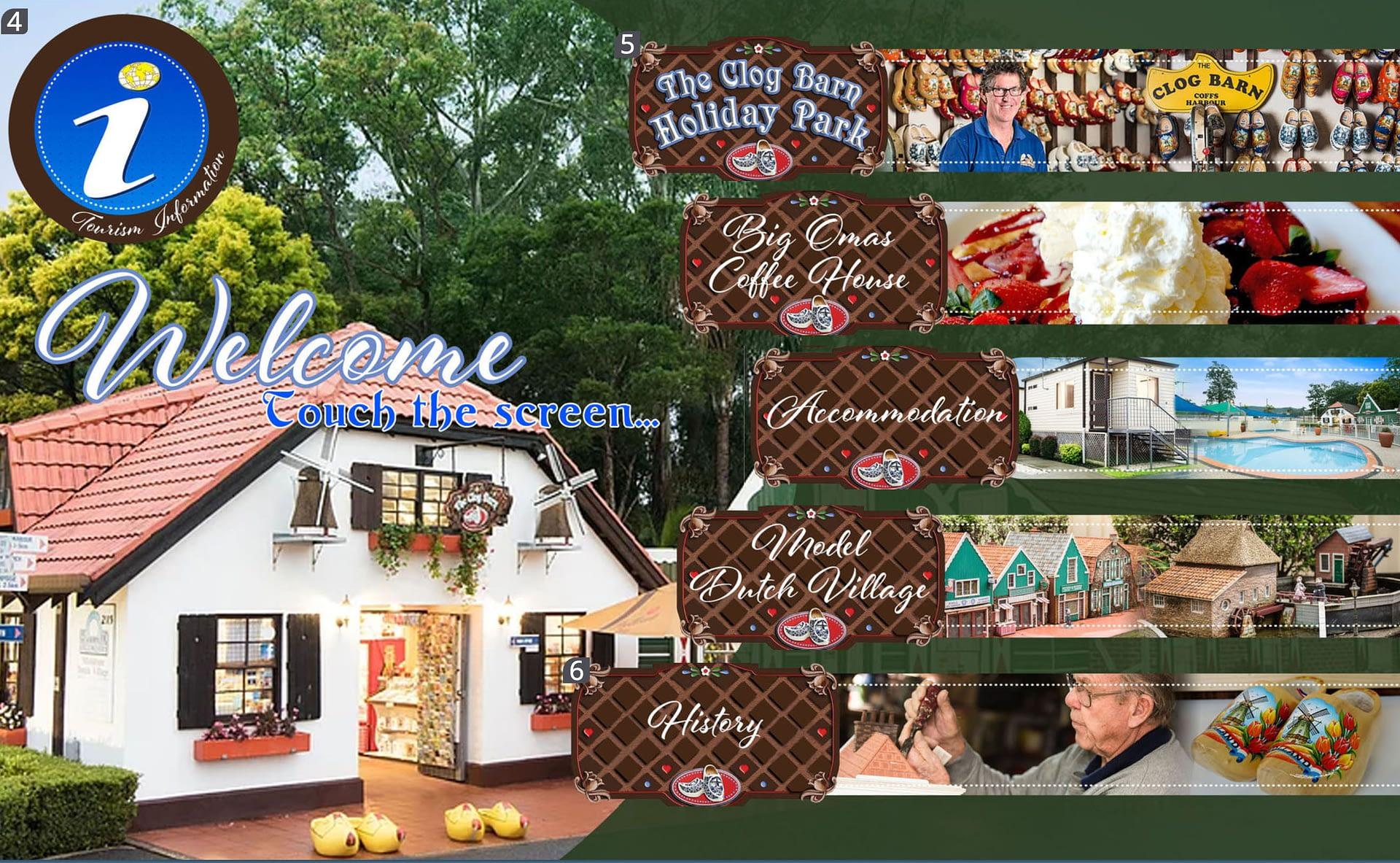The Clog Barn Holiday Park