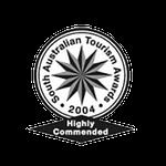 SA Tourism Awards 2004
