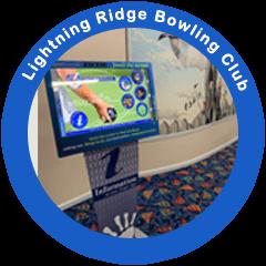 Touchscreen Photo at Lightning Ridge Bowling Club