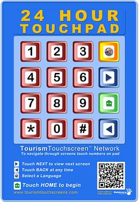 24hr Touchpad