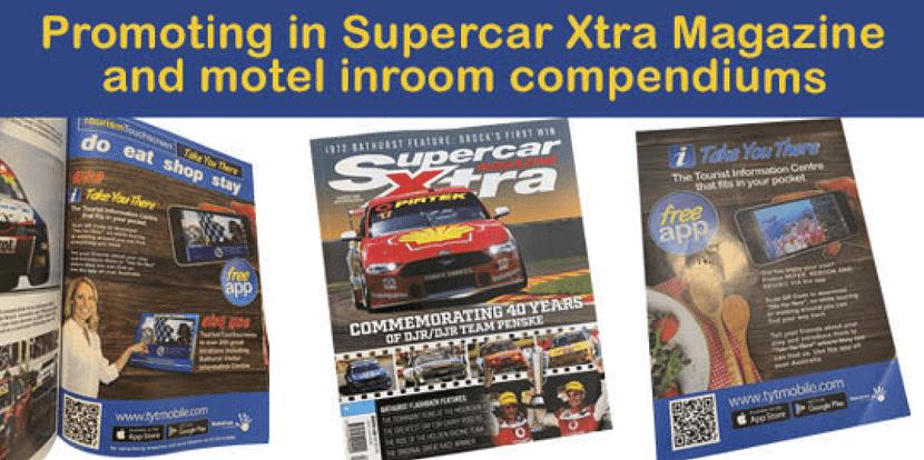 Supercar Xtra Magazine