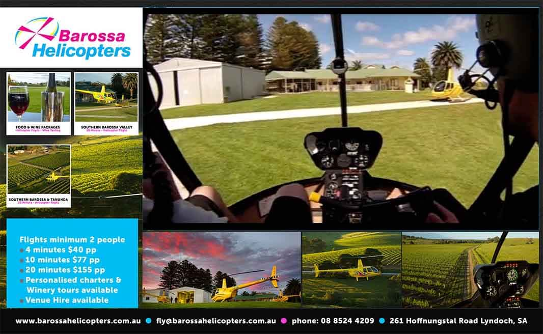 Barossa Helicopters