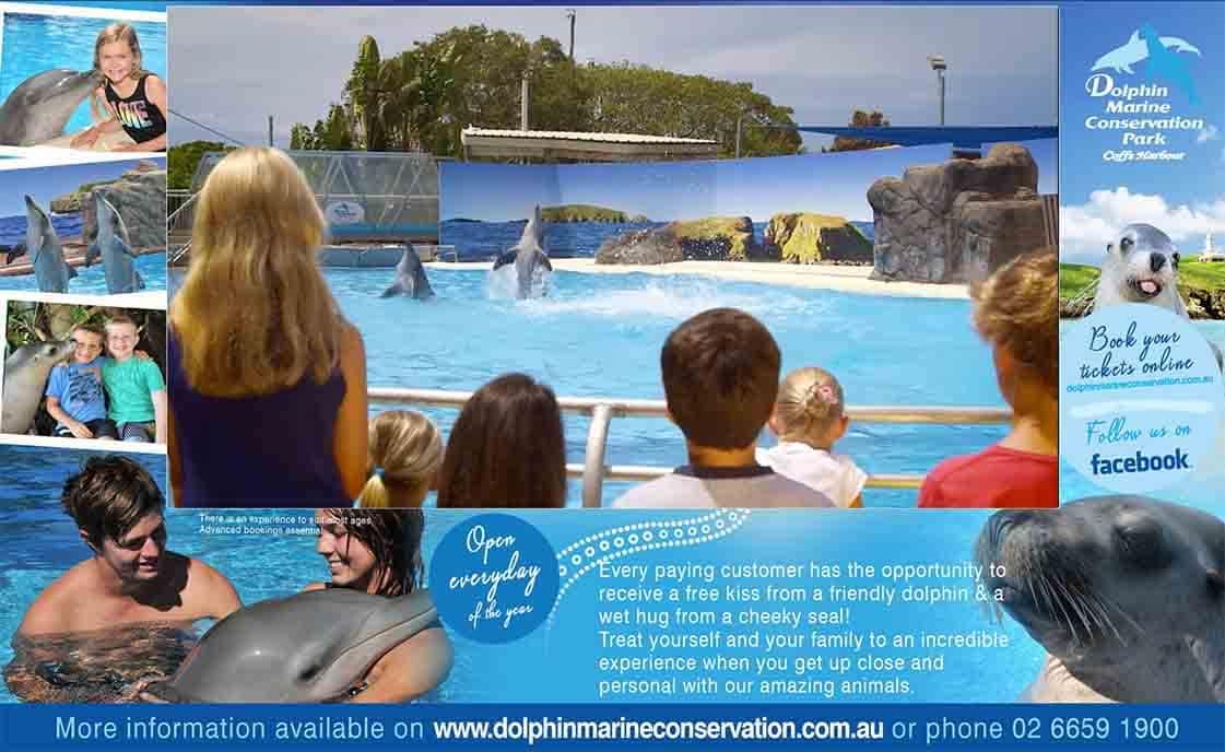 Dolphin Marine Conservation Park