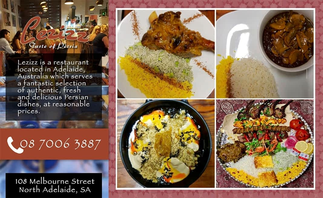 Lezizz Persia Restaurant