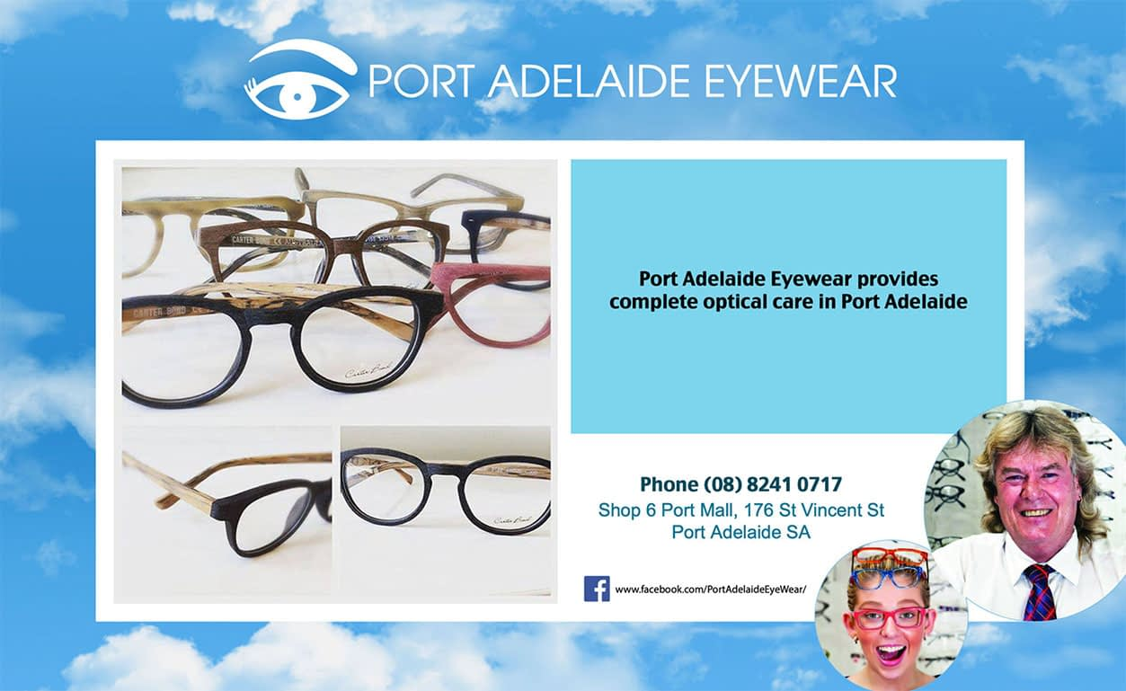 Port Adelaide Eyewear