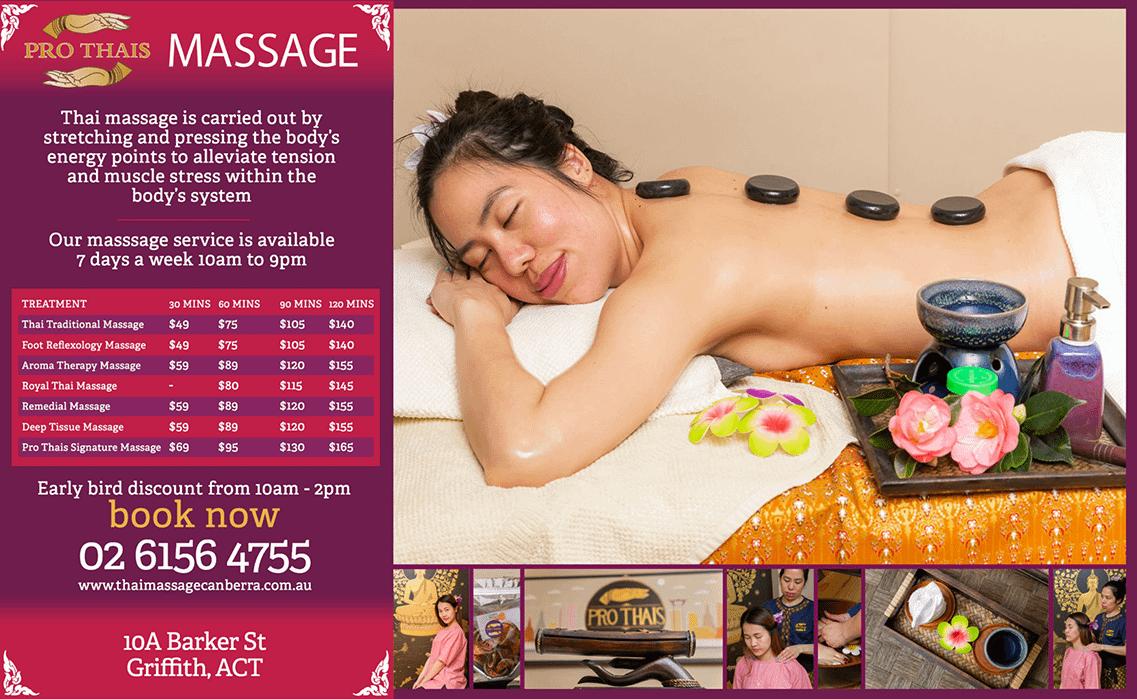 Pro Thais Massage