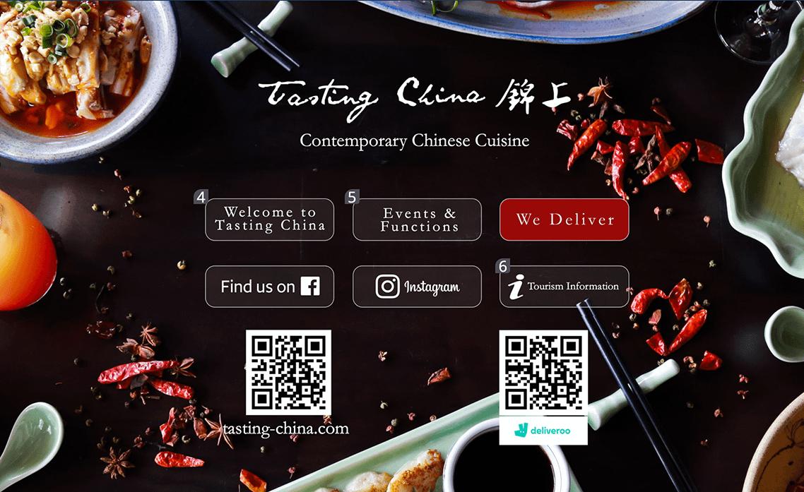 Tasting China