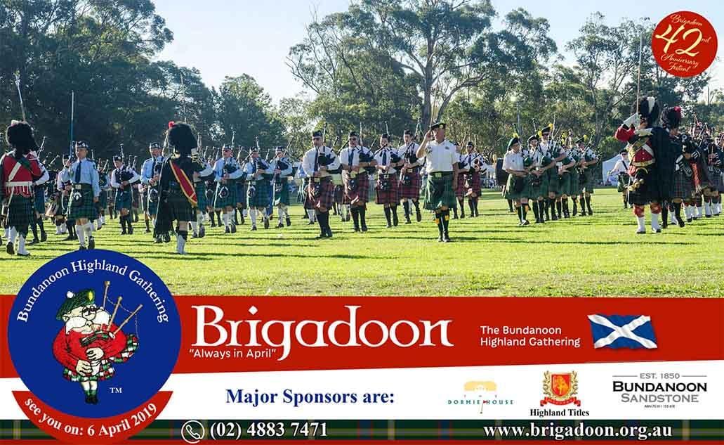 Brigadoon, Bundanoon Highland Gathering