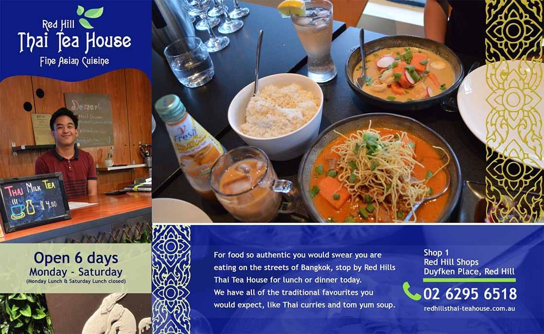 Red Hill Thai Tea House