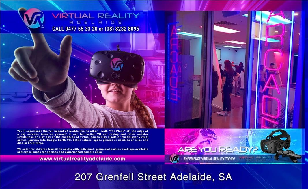 Virtual Reality Adelaide